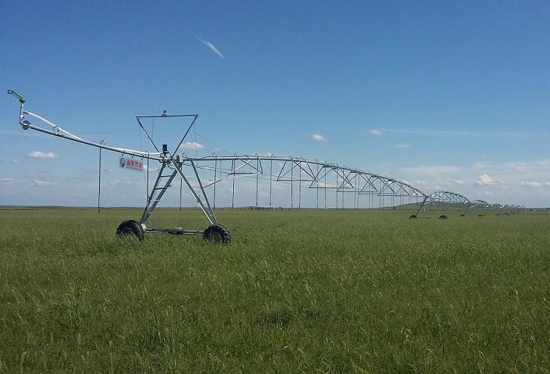 2016年呼伦贝尔农垦集团海拉尔农牧场管理局新建高标准基本农田土地整治PPP项目