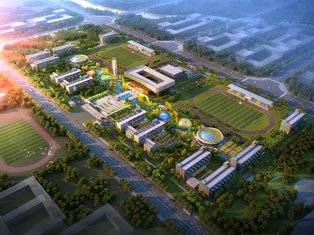 内蒙古和林格尔新区实验中学建设项目