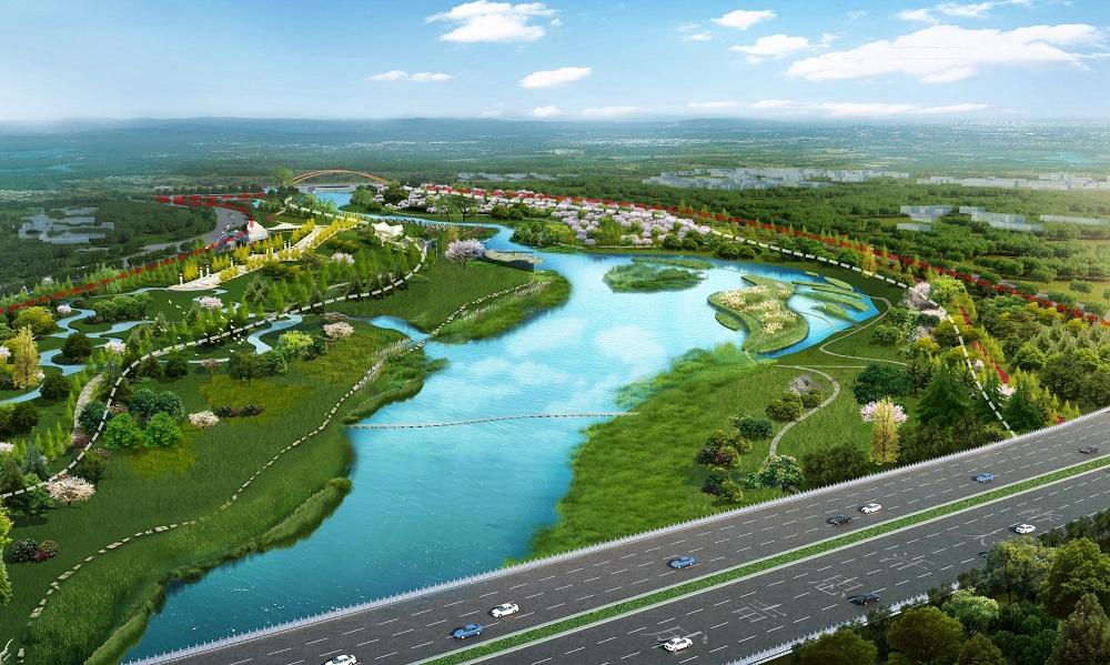 呼和浩特市乌素图河——乌素图水库综合治理工程
