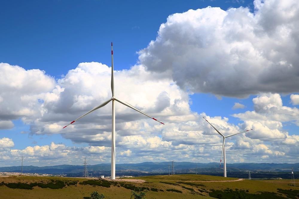 明阳新能源赤峰克什克腾旗红土井子50MW风电场建设项目