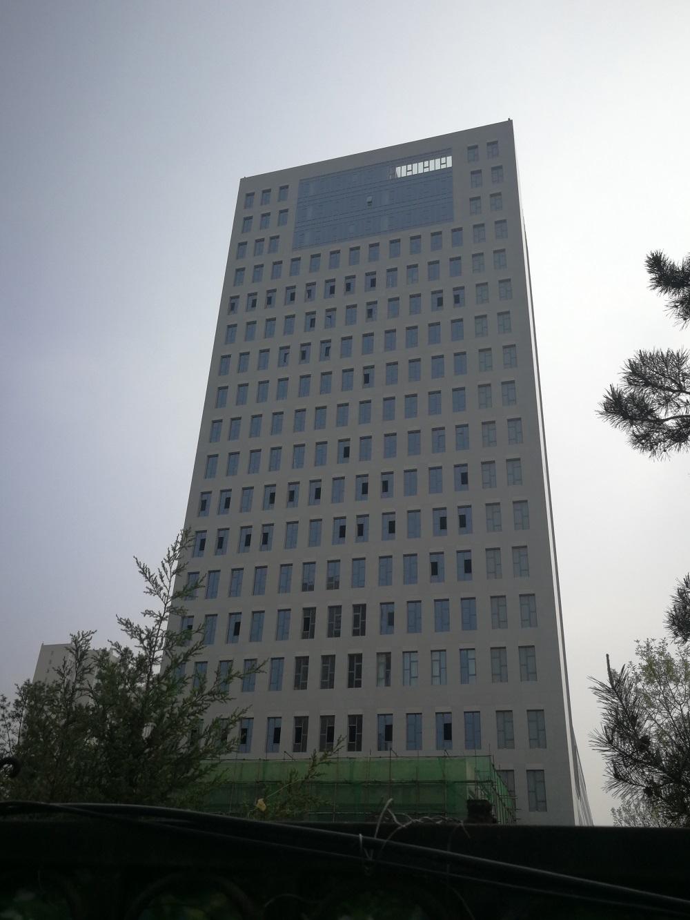 内蒙古发展大厦酒店装修改造工程