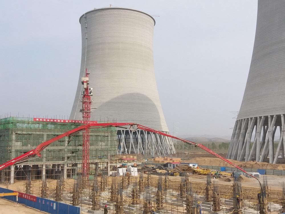 内蒙古和林发电有限责任公司2×660MW机组新建工程
