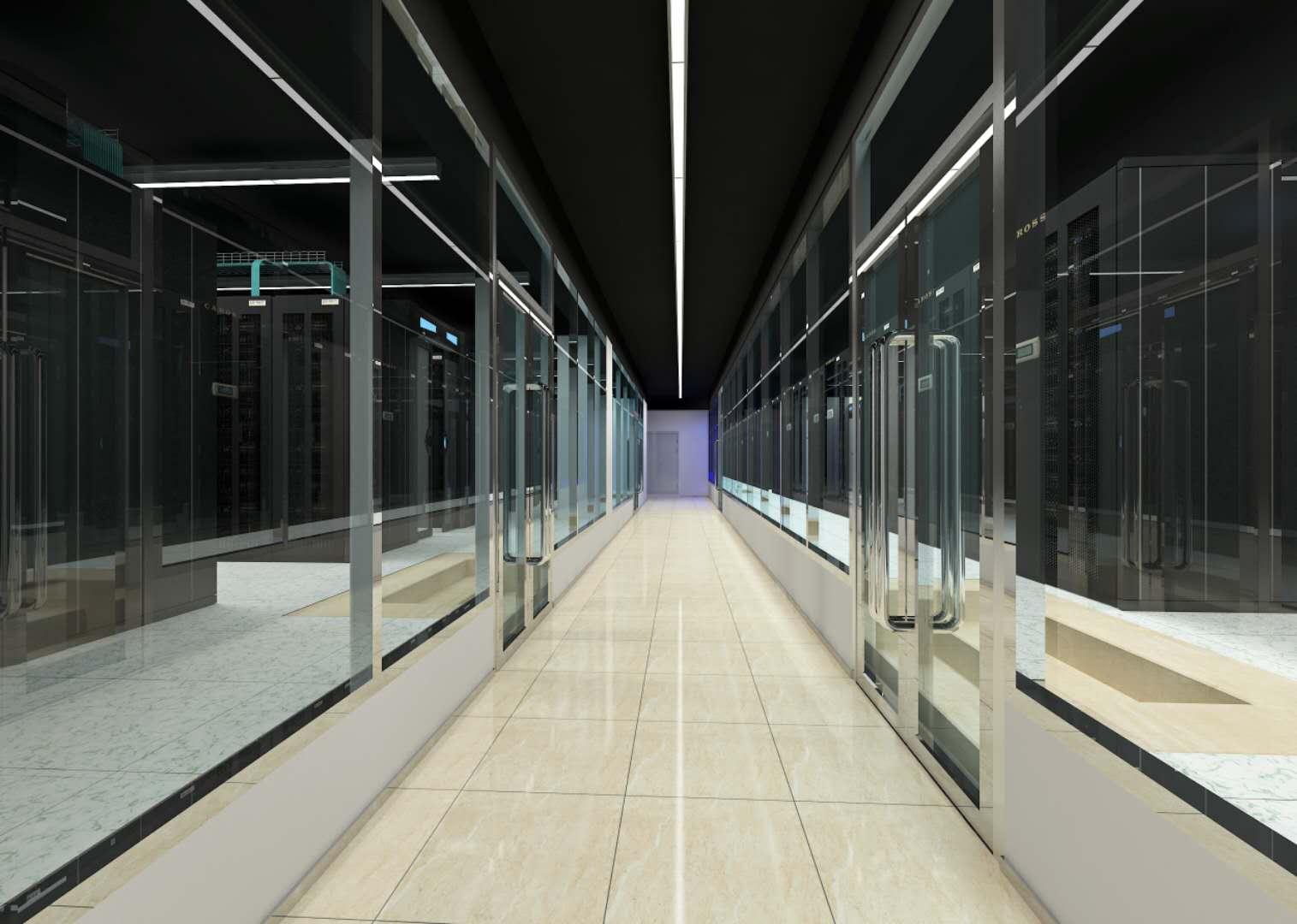 内蒙古广播电视网络集团有限公司广播影视数字传媒中心E座数据中心机房基础建设项目