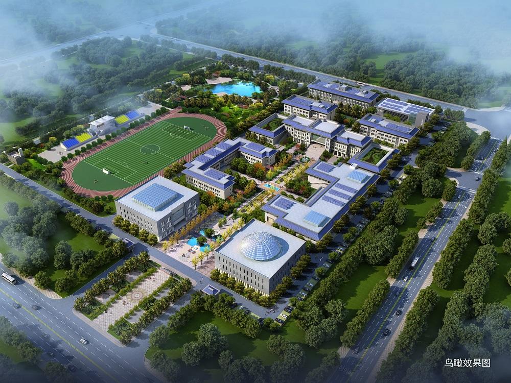 巴彦淖尔职业技术学院建设项目