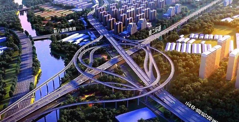 呼和浩特三环路建设项目