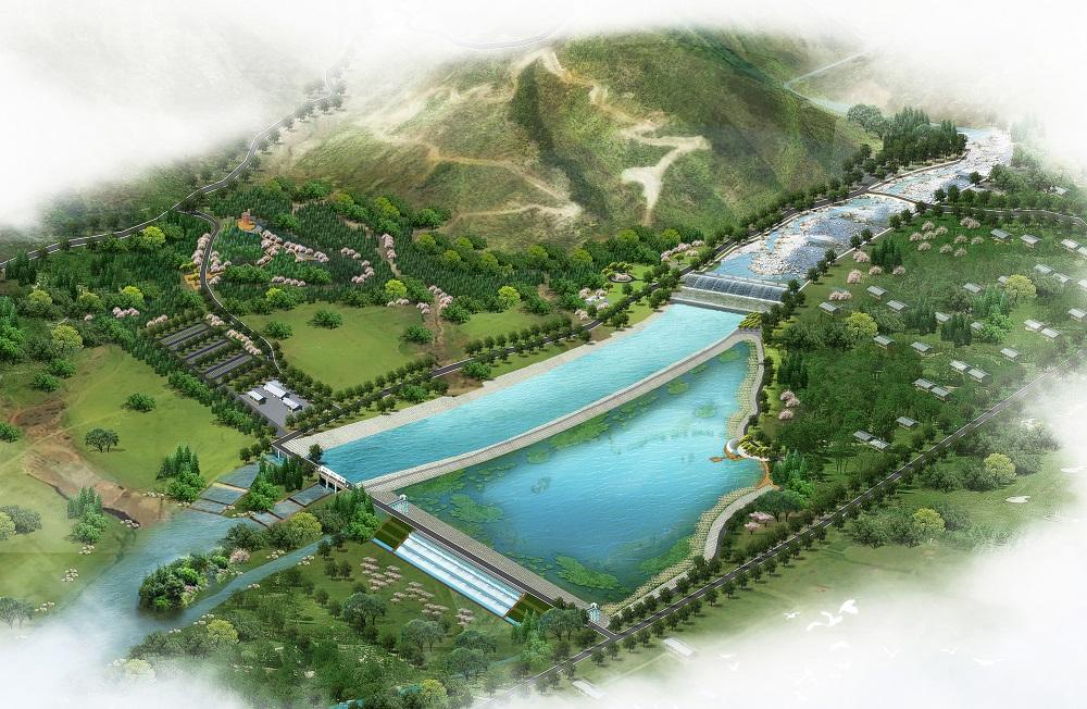 呼和浩特市乌素图水库水环境整治工程