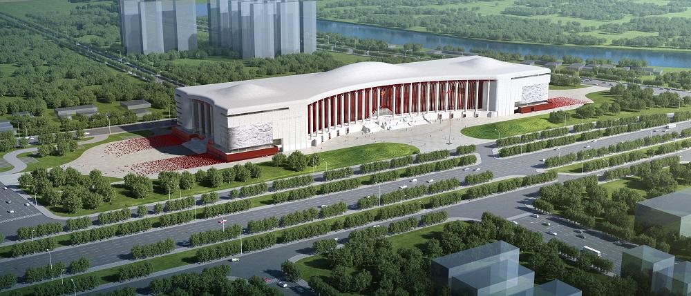 内蒙古革命历史博物馆建设项目