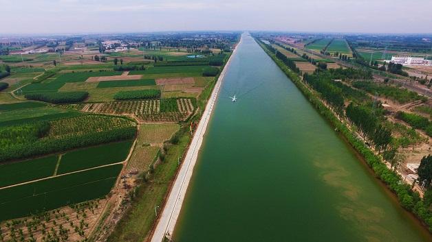 内蒙古黄河干流水权盟市间转让河套灌区沈乌灌域试点工程