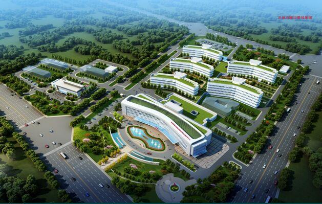 内蒙古自治区精神卫生中心迁建工程