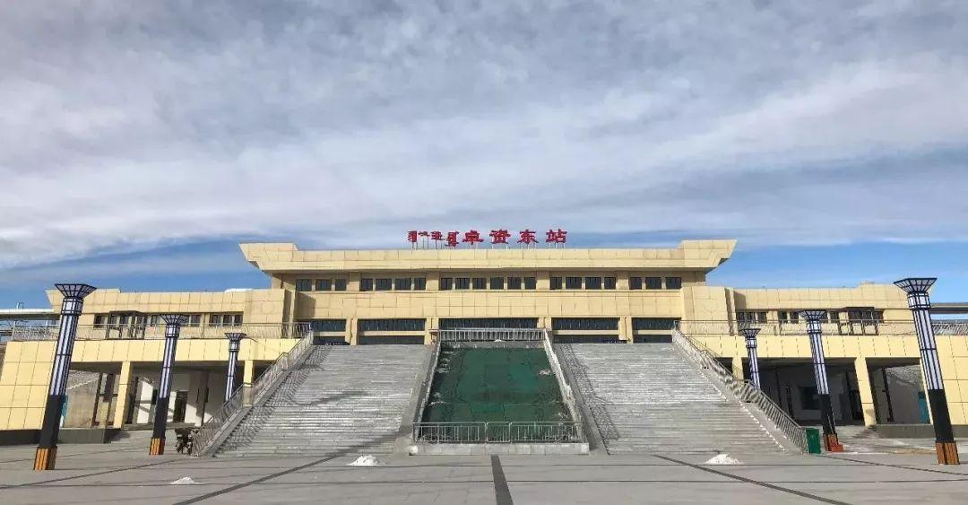 卓资东站高铁站站前广场建设项目