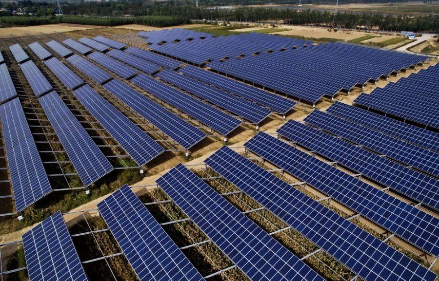 卓资县25.5MW光伏扶贫村级电站建设项目