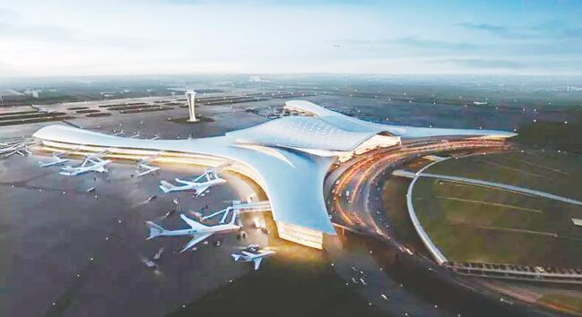 呼和浩特新机场建设项目